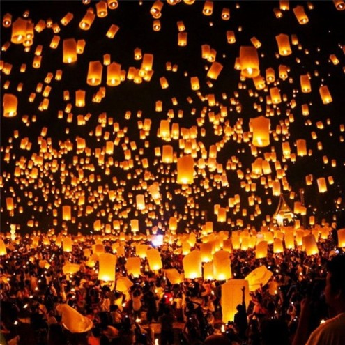 5Pcs-Colorful-Chinese-Paper-Sky-Lanterns-Flying-font-b-Wishing-b-font-Lamp-Kongming-Lantern-font